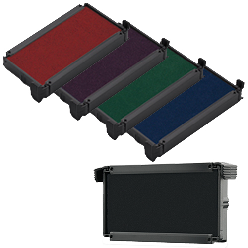 Replacement Ink Pads for Indiana Notary Self-Inking Stamps